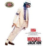 Charades Costumes Michael Jackson Smooth Criminal Adult Shirt