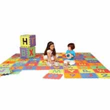Letters/Numbers Play Mat