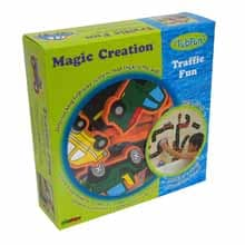 Edushape Traffic Fun Foam Set