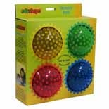 Edushape Sensory Ball Set of 4