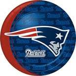 BuySeasons New England Patriots Dinner Plates