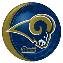 St. Louis Rams Dinner Plates