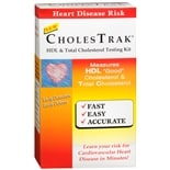 Cholestrak HDL & Total Cholesterol Testing Kit
