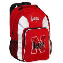 NCAA Nebraska Cornhuskers Southpaw Backpack