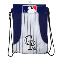 MLB Colorado Rockies Team Color Back Sack