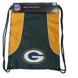 CONCEPT ONE NFL Green Bay Packers Backsack Axis