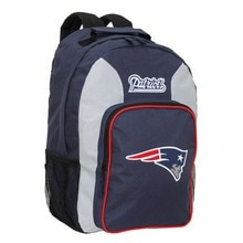 NFL New England Patriots Southpaw Team Color Backpack