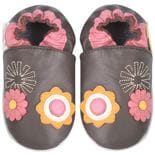 Momo Baby Soft Sole Baby Shoes - Floral