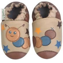 Momo Baby Soft Sole Baby Shoes - Caterpillar