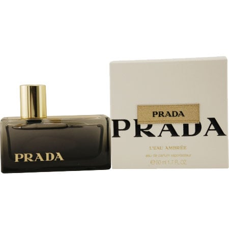 Prada L`Eau Ambree Eau De Parfum Spray 1.7 oz at Walgreens