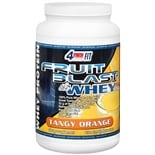 4Ever Fit Fruit Blast The Whey Dietary Supplement Powder Tangy Orange