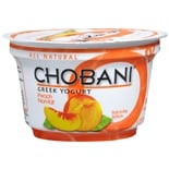 Chobani Greek Yogurt Peach