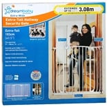 Dream Baby Extra-Tall Hallway Security Gate