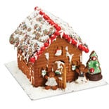 The Chefs Toolbox Silicone Gingerbread House Mold