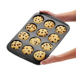 The Chefs Toolbox 12 Cup Muffin Pan