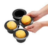 The Chefs Toolbox 1 Cup Muffin Set 6