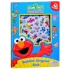Phidal Sesame Street Busy Buddies Bubble Magnet Book Assorted