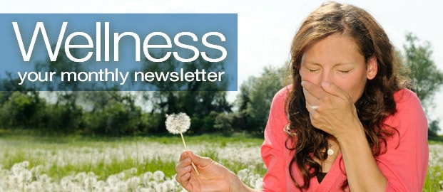 Wellness - your monthly newsletter