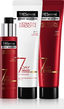 7 Day Keratin Smooth Collection