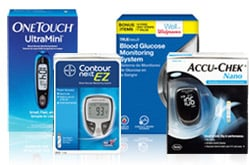 Earn Points with Your Glucose Meter