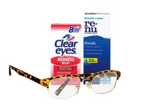 Eye Care & Reading Glasses