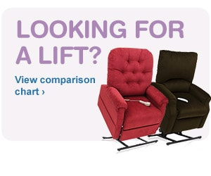 Looking for a Lift? View comparison chart.