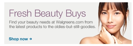 Fresh Beauty buys. Find your beauty needs at Walgreens.com from the latest products to the oldies-but-still-goodies. Shop now.