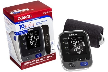 Omron 10 Series Wireless Blood Pressure Monitor