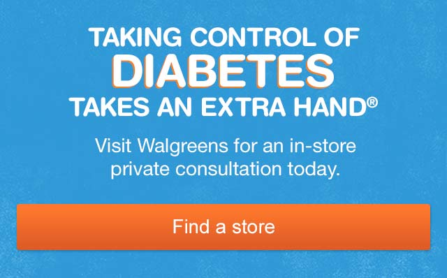 TAKING CONTROL OF DIABETES TAKES AN EXTRA HAND®