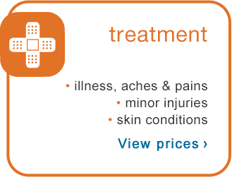 Price Menu | Healthcare Clinic | Walgreens