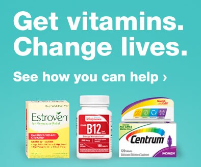 Vitamins and Supplements | Walgreens