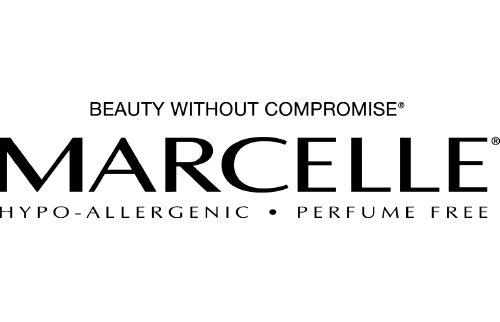 Marcelle - Beauty without compromose. Hypo-allergenic, perfume free Logo