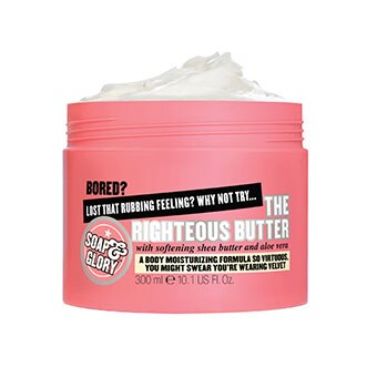 Soap & Glory. The Righteous Butter.