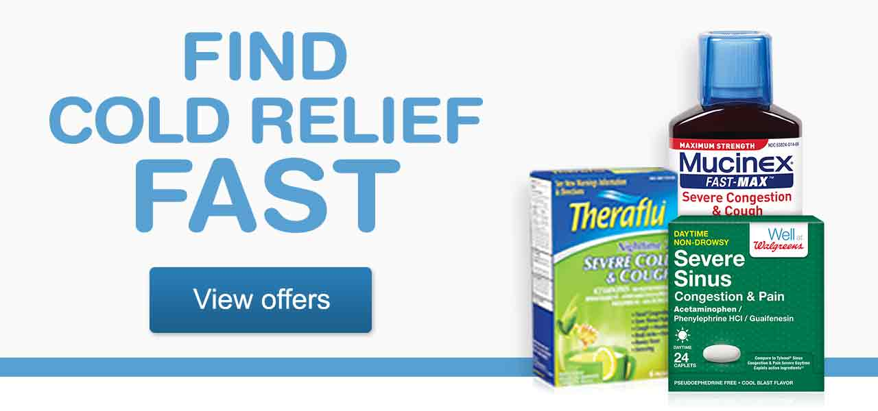 Find Cold Relief Fast. Shop trusted products at a great value. View offers.