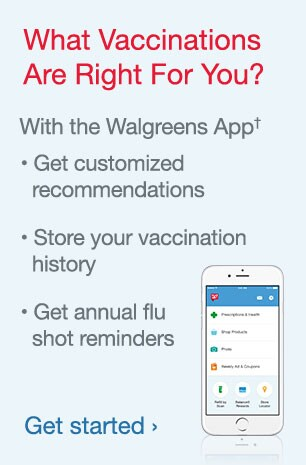 What Vaccinations Are Right For You? Get Started.