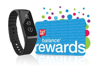 Balance(R) Rewards. Connect an app or device and get 250 points!