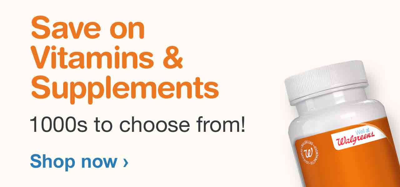 Save on Vitamins & Supplements. 1000s to choose from! Shop now.