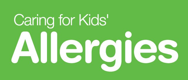 Caring for Kids' Allergies