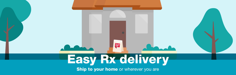 Prescription Delivery | Walgreens