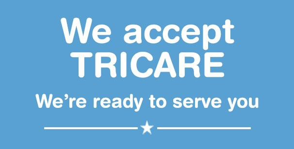 clinics near me that accept tricare
