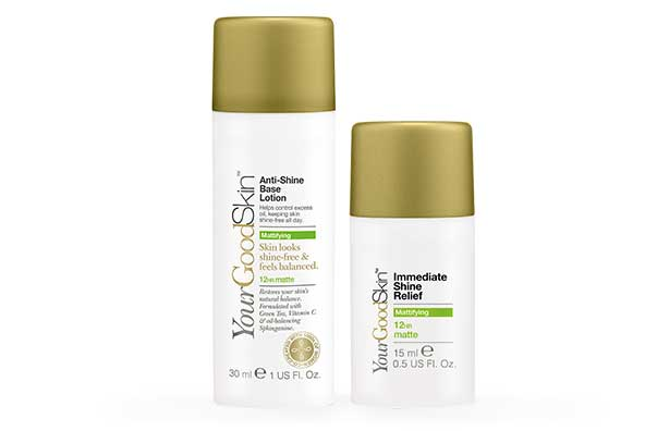 YourGoodSkin Mattifying Products
