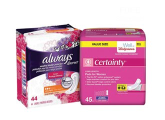 Incontinence Products.