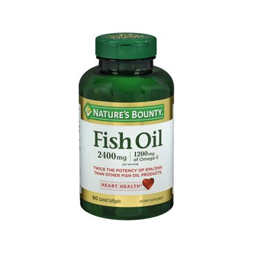 Heart health shop walgreens for Fish oil blood thinner