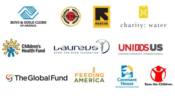 Supporters. Purchase items and clip coupons from these proud supporters of Red Nose Day.(6)