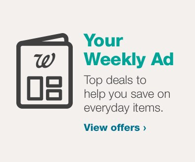 Your Weekly Ad. Top deals to help you save on everyday items. View offers.
