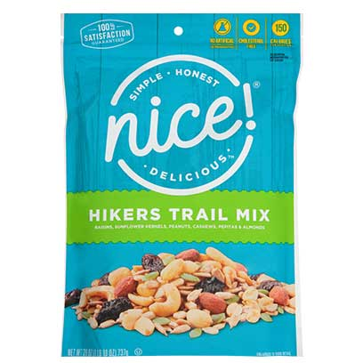 Nice! Hiker's Trail Mix
