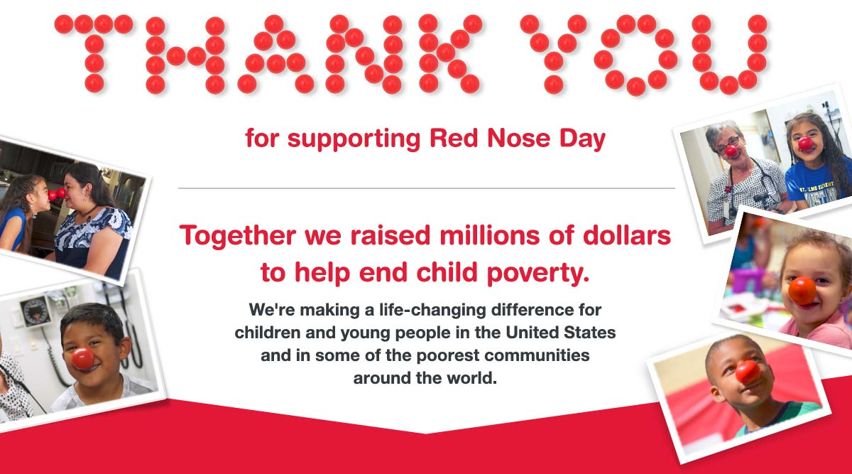 Red Nose Day | Walgreens