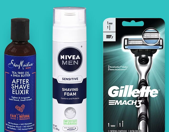 Shaving And Grooming Products Walgreens