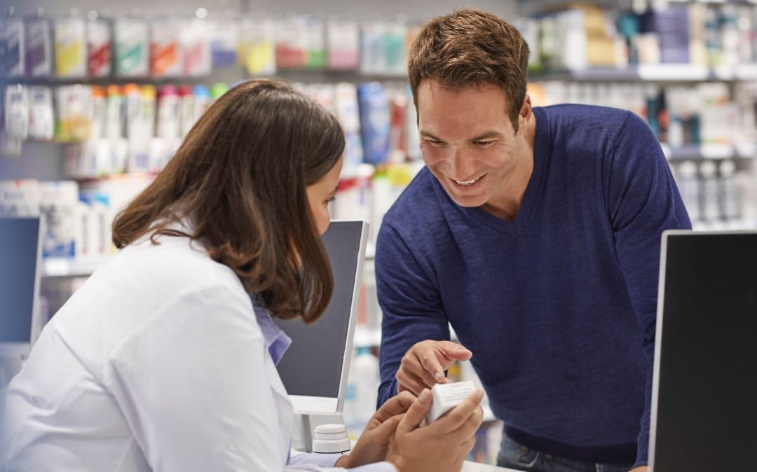 Take advantage of these convenient pharmacy services