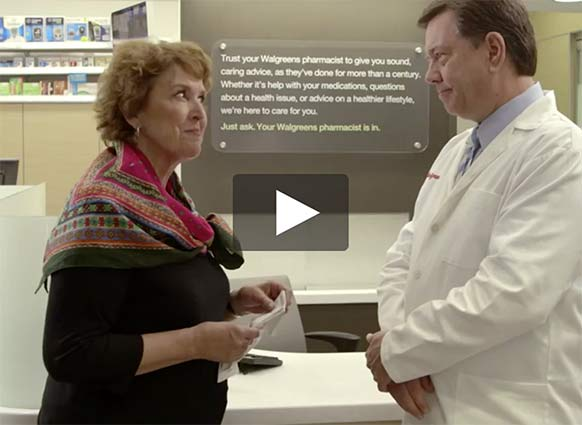You can trust our pharmacists - watch video